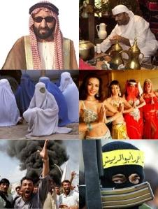 """Medyadaki """"Arap""""  temsili  ırkçı önyargıları pekiştiren   bir rol oynuyor."""